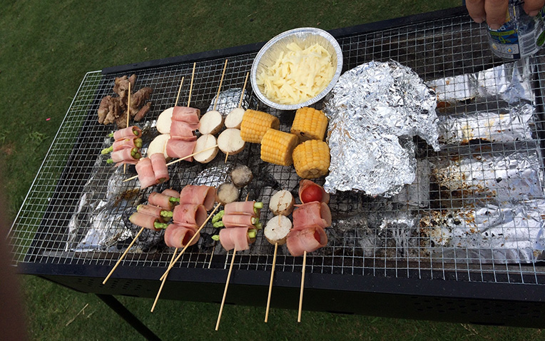 10/22(Sun) International BBQ Party in Osaka